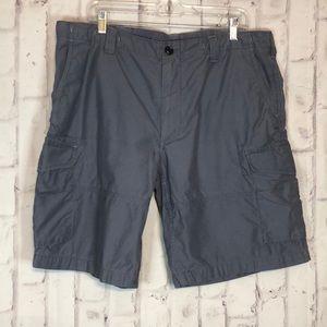 Polo By Ralph Lauren Blue Cargo Shorts
